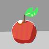 主線なしのリンゴ