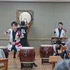 大迫力の和太鼓演奏!!!