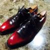 【愛用品】革靴のカラーレーション&オールソール