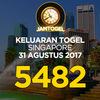Keluaran Togel Singapura Kamis 31 Agustus 2017