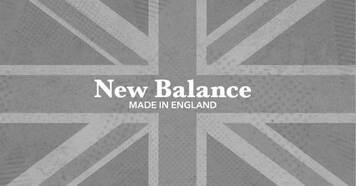 New Balance MADE IN ENGLAND ニューバランスUK(イギリス)製の魅力のモデル