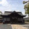 誕生日に感謝の気持ちを伝えに津山総鎮守の徳守神社にお参りした