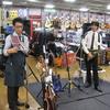 メタルギターフェア連動企画・店頭ミニライブ終了しました!(動画あり)