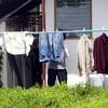 高齢母の洗濯事情
