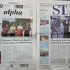 The Japan Times Alpha届く!etc.