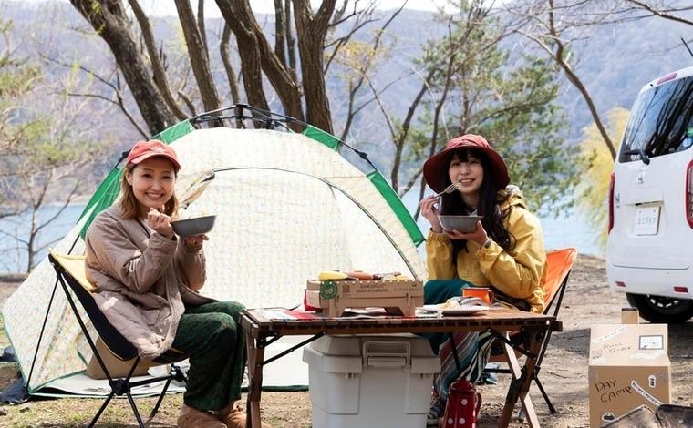 【体験レポ】デイキャンプの持ち物・キャンプ場選び・楽しみ方を森風美さんが徹底紹介!