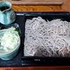 2018/08/14の昼食【蕎麦】