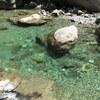 水質ランキング1位の仁淀ブルーを堪能できるスポット「安居渓谷」