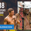 2018 Firefighters Calendar