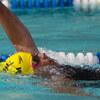 ボディバランスと初級背泳ぎ