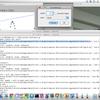 MacBook AirでPythonの開発環境(NumPy, SciPy, Matplotlib, PIL, PyQt, OpenCV)をサクっ!と整える