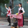 『東雲祭』ヨーデルを愛好する会 Jodel-Nozomi with curie 新ステージ無事終了しました(^^)/