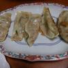 幸運な病のレシピ( 801 )昼:納豆餃子(納豆・セロリ・ひき肉・餅入り)、キャベツ炒めチーズオムレツ