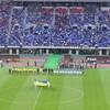 U-20 ワールドユース壮行試合 日本vsカメルーン