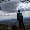 【令和3年初山登り】会津に住むおじさんが額取山(ひたいとりやま)に登ろうとしたけど爆風と雨で撤退して宇津峰(うづみね)に登った話。【うつくしま百名山】