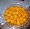 金柑シロップ煮