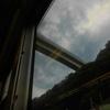 【福井遠征記】「グラスリップ」で登場の森の中のカフェへ!【JR在来線乗り継ぎの旅】