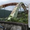 ちょっと道草 201027   四万十川ウルトラマラソンの周辺3  家地川ダムの水争い