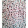 着物生地(406)抽象模様上代紬