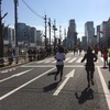 東京マラソン2017 サブ4.5達成!レースレポ④後半