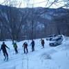十石山(乗鞍周辺)・山スキー