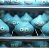 痛いニュース(ノ∀`) : ファミマの青い「スライム肉まん」29日から販売開始! - ライブドアブログ