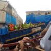 トマティーナ参戦。人間性を失うトマトと水のカオスな世界!。スペイン旅行記 6日目 in ブローニュ