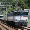 レトロな機関車