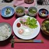 朝食&夕食