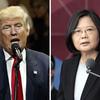 トランプ次期大統領・台湾総督との直接電話会談