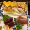 「どでか寿司」という食べ物が南森町にあり