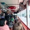 チャオプラヤー・エクスプレス・ボートに乗ってバンコク3大寺院巡り