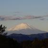 「冷え込み」は「綺麗な富士山」が期待できる。