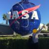 【ケネディー宇宙センター 観光 】 オーランド NASAへ Uberdで行く!!