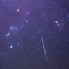 【天体撮影記 第44夜】  2017年ふたご座流星群 真夜中の星降る夜に夜空を見上げて