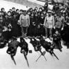 韓国の反応, 「1945年、敗戦直前の日本で射撃訓練を受ける女子学生を見てみよう」
