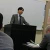 2日、共産党の教員増提案の学習会。