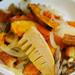 ヘルシオレシピ#14:春野菜を、オリーブオイルと塩だけで美味しくいただきました!