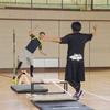 09/16(日) スラックライン体験会 in 矢島体育センター