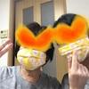 マスクが…にゃい(T . T)