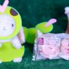 【アーモンドケーキ いちご】ローソン 4月7日(火)新発売、LAWSON コンビニ スイーツ 食べてみた!【感想】