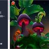 2D Microcosm Pack - Handcrafted Art 実写レベルの綺麗な植物と、昆虫たちを使って2Dゲームが作れるテクスチャ素材集