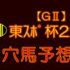 【GⅡ】東スポ杯2歳S 結果 回顧