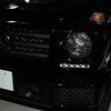 メルセデスベンツGクラス ゲレンデ AMG G63 G550 G350dで車中泊!カーテンいらずプライバシーサンシェードでインテリア内装カスタムにおすすめ!