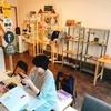 マンスリー可!カフェ・雑貨販売スペース併設!京都のクリエイターハウスで趣味・特技を活かした新しい生活をしてみませんか?