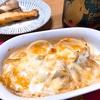玉ネギのツナマヨチーズ焼き 節約お手軽うまうまレシピ( ´ ▽ ` )