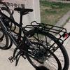 Bontrager Back Rack(リアキャリア)をクロスバイクにつけてみました。