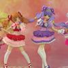 もちろんアイドル衣装もありますよ ~HUGっと!プリキュア キューティーフィギュア3~
