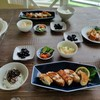 チキンのチーズと紫蘇、ベーコンのはさみ揚げ