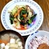 ☆冷蔵庫にあるもので☆野菜たっぷりご飯☆